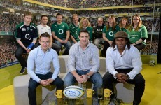 Win tickets to the Aviva Fan Studio for the Ireland v All Blacks game