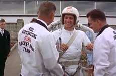 This jetpack unbelievably predates the film Gravity by 50 years