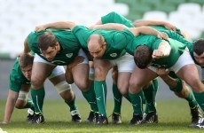 'Less talk and more action' for Ireland against the All Blacks