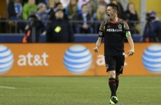 Robbie Keane named on three-man shortlist for MLS award