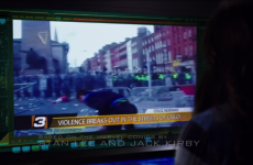 Footage of Dublin riots used as scenes of Norway in American TV show