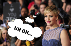 Jennifer Lawrence talked about s***ting her pants on TV... it's The Dredge