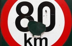 80km speed limit on country roads to be scrapped