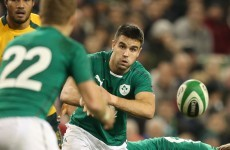 Conor Murray has emerged as a leader in the Irish team - Justin Marshall