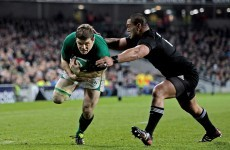 9 reasons why Ireland can beat New Zealand on Sunday