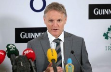 LIVESTREAM: Watch Ireland manager Joe Schmidt's pre-All Blacks press conference