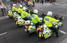 Eleven new garda motorcycles in three years despite withdrawal of 61