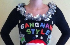 The worst Christmas jumper of 2013 has been found