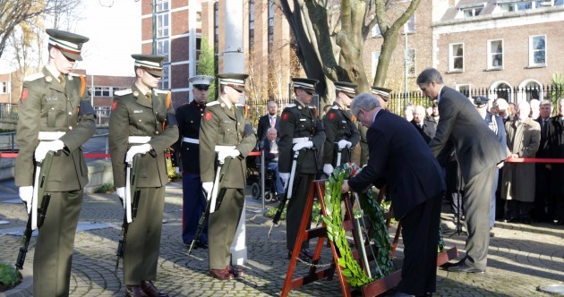Pics: JFK assassination remembered in Dublin and Wexford