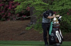 Day of promise ends in disappointment for McIlroy