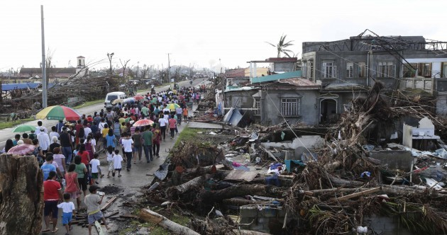 Irish officials flying out to Philippines to assess aid strategy
