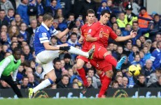 'I expected red card after Suarez tackle,' admits Kevin Mirallas