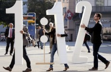 Swiss vote against '1:12' cap on executive pay