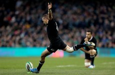 All Blacks' belief in their 'processes' got them over the line