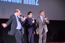 Will Ferrell and Anchorman cast sing Afternoon Delight at movie's premiere
