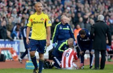 Common sense prevails as FA rescind Wes Brown's red card