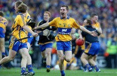 Clare's Colm Galvin and Cork's Brian Hurley win Munster U21 awards