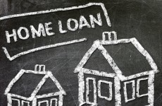 Number of mortgage accounts in arrears FELL last quarter