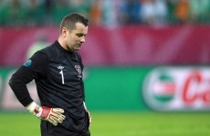 Middlesborough take Shay Given on one month loan deal