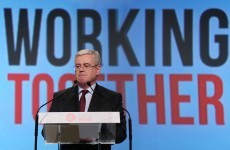 Labour conference hears call for Gilmore to resign over disability cuts