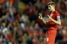 Gerrard: United offered me a seven-year deal