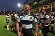 Former Munster lock O'Driscoll starts for Barbarians