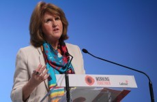 Joan Burton admits Labour's failures on living standards