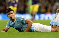 Pellegrini: No truth in Aguero to Real rumours