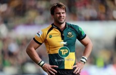 Saints' Ben Foden out of Leinster double header and may miss England's Six Nations start