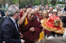 What not to say to the Dalai Lama