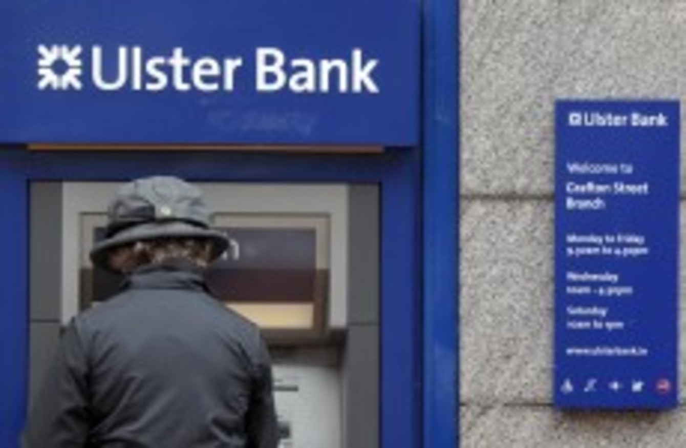 Ulster Bank says problems have been resolved · TheJournal.ie