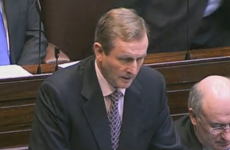Kenny forced to backtrack on criticism of government press website