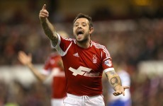 Reid scores one and sets up another but Forest future still uncertain