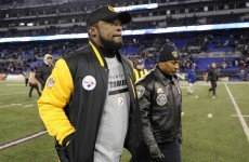 On-field foray was 'inexcusable', admits Steelers' boss Tomlin