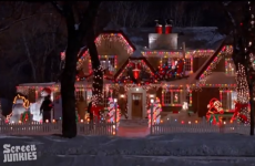 All of your favourite Christmas movies, squeezed into two minutes