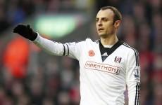 Berbatov wants Fulham exit - agent