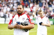 Ulster prop Afoa confirms Premiership switch