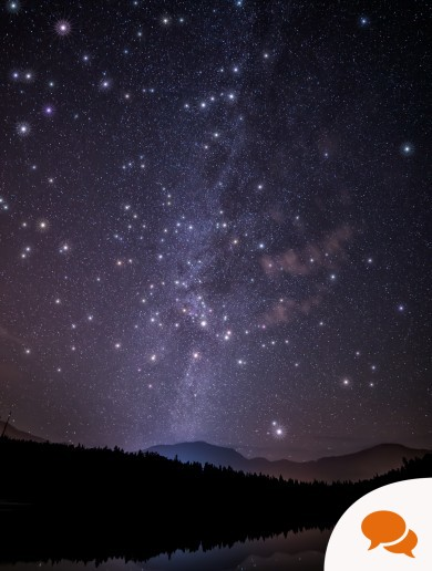 Column: Stargazing for beginners – get the most out of these dark winter nights