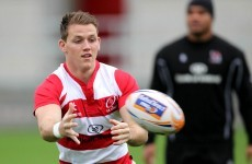 GPS fan Craig Gilroy keen to do the extras for Ulster
