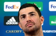 Leinster don't fear George North - Rob Kearney