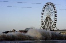 Three killed as storm sweeps across Europe