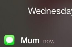This may be the greatest Irish Mammy Text of all time