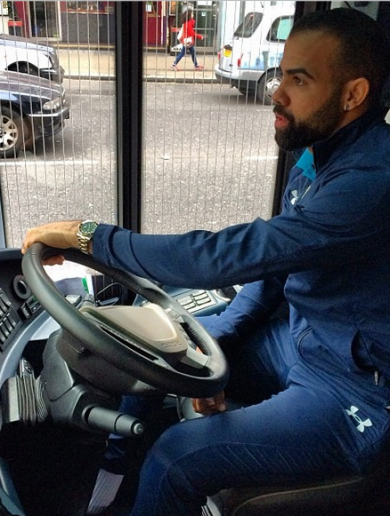 Your Sandro Driving To Fulham Pic Of The Day