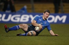 VIDEO: Watch Brian O'Driscoll's magical between the legs pass
