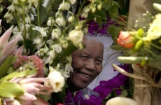 'A long life lived with passion and commitment' - Dublin tribute to Mandela