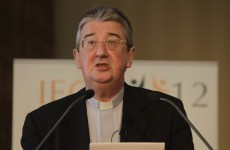 Archbishop Martin says there is 'no room for complacency' in child protection