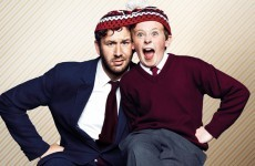 Chris O'Dowd signs worldwide deal to write Moone Boy books for kids