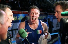 Jason Quigley considering pro options after brilliant 2013