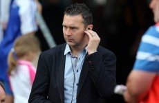 Oisin McConville and John McEntee confirmed as Crossmaglen Rangers management team