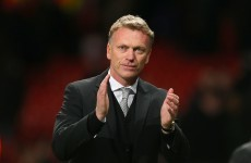 David Moyes urges United to raise game in last 16